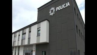 W Lesku otworzono nową komendę policji
