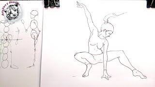 Cómo Dibujar Personas Paso a Paso: Proporciones y Secretos de Dibujo