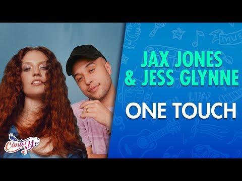 Jess Glynne & Jax Jones - OneTouch  (Lyrics + Español) Video Oficial