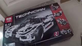 Unbox - Lepin Koenigsegg 23002
