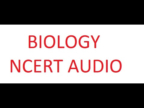 AUDIO   NCERT BIOLOGY CLASS XII    Ch   13  ORGANISMS AND POPULATIONS thumbnail