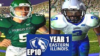 DRIVE AFTER DRIVE - EASTERN ILLINOIS DYNASTY - NCAA FOOTBALL 06 EP10