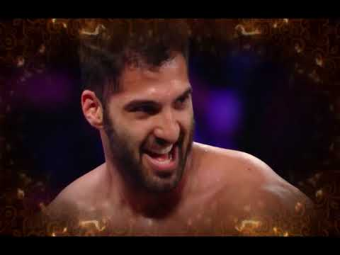 Ariya Daivari 3rd Titantron (New 2017 Update Entrance Video)