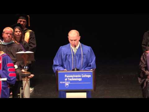 Penn College Commencement: Aug. 5, 2017