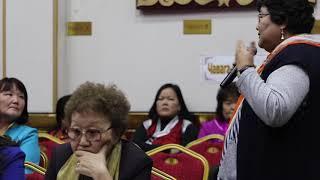 только в 19 школах Тувы ведется обучение на тувинском языке