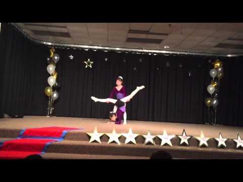 Yaoyao Dance at Crossfield Elementary School 2016 Talent Show