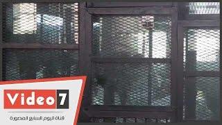 """بالفيديو .. فرحة هسترية لمتهمى أحداث كفر الشيخ عقب تخفيض مدة عقوبتهم لـ"""" سنتين حبس """""""