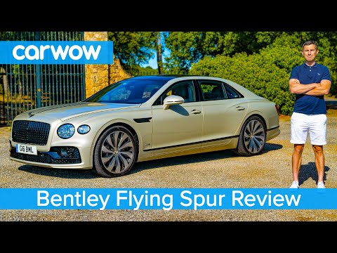 Bentley Flying Spur 2020 in-depth REVIEW - see why it's the best luxury car ever!