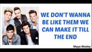 One Direction - You and I (Lyrics and Pictures) (Album Midnight Memories)