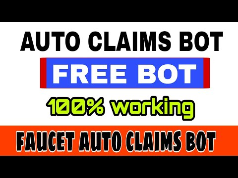 Bitcoin Faucet Bot Auto Claim Faucet Bot Earn Free