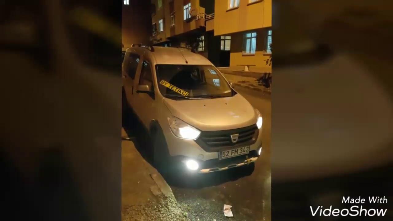 Dacia Dokker / Yevana Camper