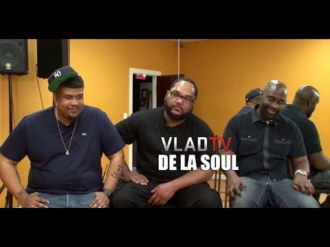 De La Soul Speak On Unreleased Solo Projects