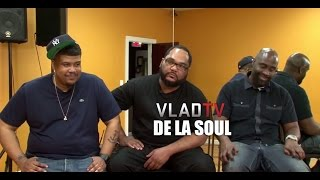 De La Soul Speak On Unreleased Solo Projects