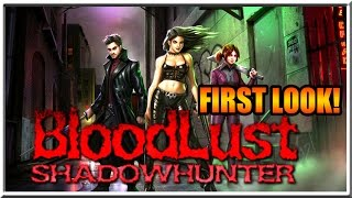 Bloodlust Shadowhunter - Worst RPG of 2015? First Look Fridays! Gameplay Review!