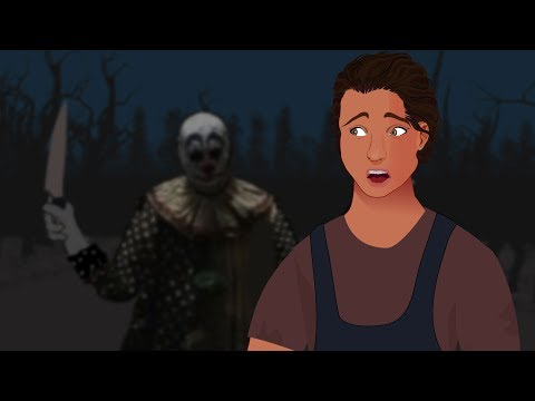 True CLOWN Horror Stories Animated