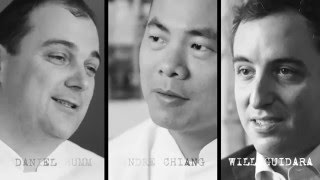 Chef in the Lion City: Eleven Madison Park and Restaurant ANDRE