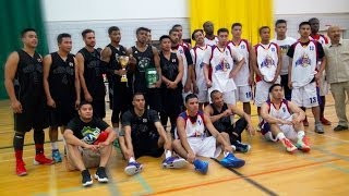 Teencagers - Finals - All City vs. Nabster