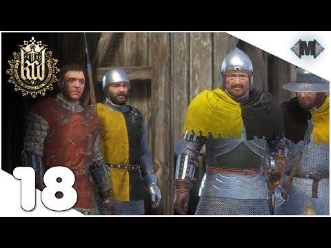 Kingdom Come: Deliverance ★ #18 Überfall auf Neuhof ★ [Deutsch German Gameplay]