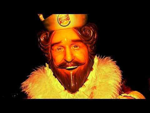 Retarded Burger King Song