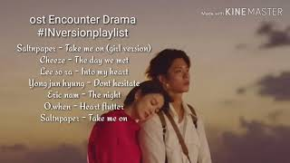 #INversion : ost Drama Encounter