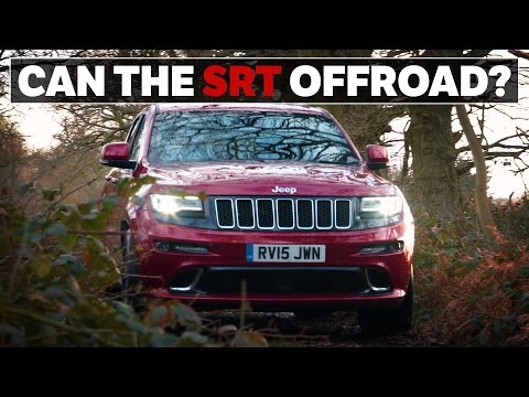 Taking A Jeep Grand Cherokee SRT Off Road