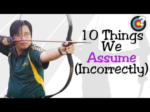 Archery | 10 Assumptions About Archery (That Aren't Quite Right)
