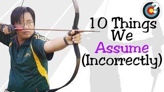 Archery | 10 Assumptions About Archery (That Aren't Quite Right)