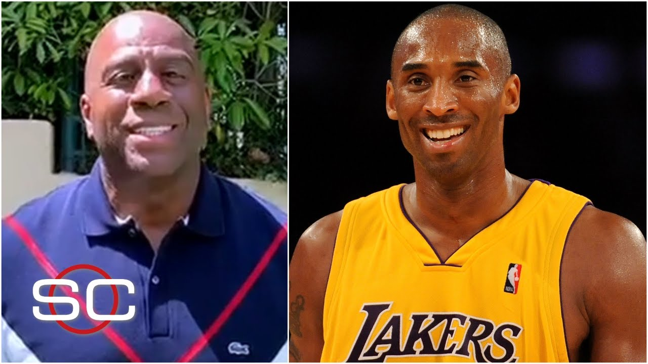 Magic Johnson congratulates Kobe, KG and rest of 2020 HOF class | SportsCenter
