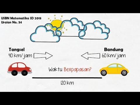 kecepatan,-jarak,-waktu-part-3-(kasus-berpapasan)