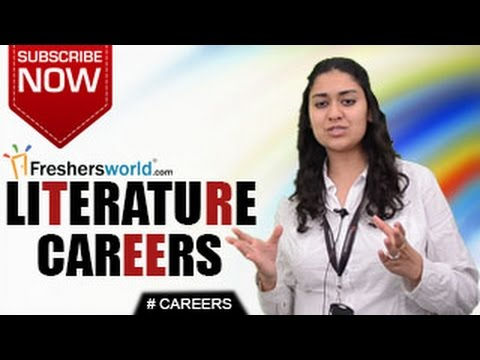 CAREERS IN LITERATURE – B.A,M.A,Diploma,Lecturer jobs, PG, P.hD,Recruiters,Distance Learning