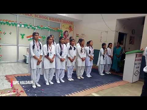 Vijayi Vishwa Tiranga Pyara  | Independence Day Special Video | Sips Haldaur