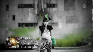 TVアニメ『COPPELION』オープニング&エンディング主題歌収録 angela「ANGEL/遠くまで」11.6発売 発売日:2013年11月6日 品番:KICM-3269 税込:¥1200...