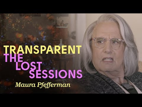 Maura Pfefferman (Jeffrey Tambor) Relives Bar Mitzvah Trauma (Transparent: The Lost Sessions)
