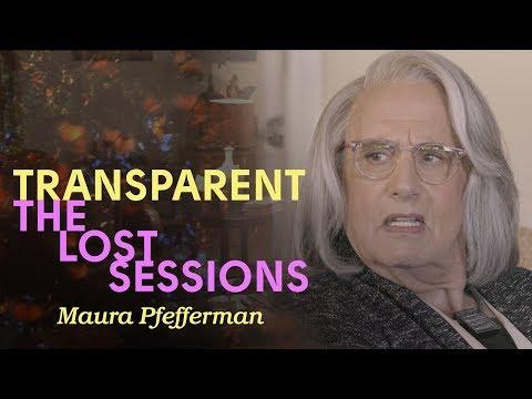 Maura Pfefferman Jeffrey Tambor Relives Bar Mitzvah Trauma Transparent: The Lost Sessions