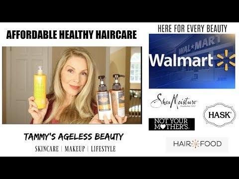 Healthy Hair | From WALMART | Affordable Products | #Haircare