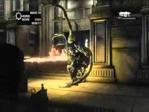 gears of war 3 videos, musica, imagenes y nuevos personajes