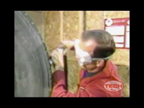 Заплаты ТЕСН для ремонта протектора радиальных шин