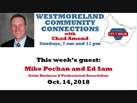 Westmoreland Community Connections (10-14-18)