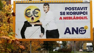 Миллиардер-популист против коррупции. Чехия выбирает новый парламент