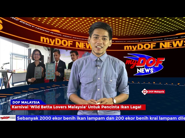 Sari Berita Utama #myDOF News Edisi 14 September - 20 September 2019