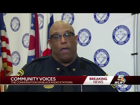 Cincinnatians weigh in on protests and riots on Lincoln Ware Show