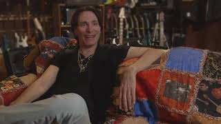 Steve Vai discusses the huge impact of Ritchie Blackmore on today's guitarists.