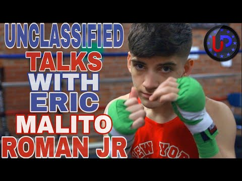 """Unclassified Talks with: Eric """"Malito"""" Román Jr."""