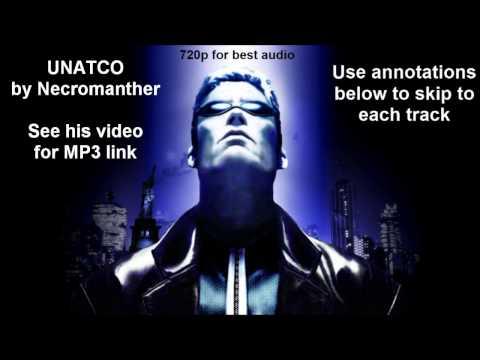 Best Deus Ex remixes and covers
