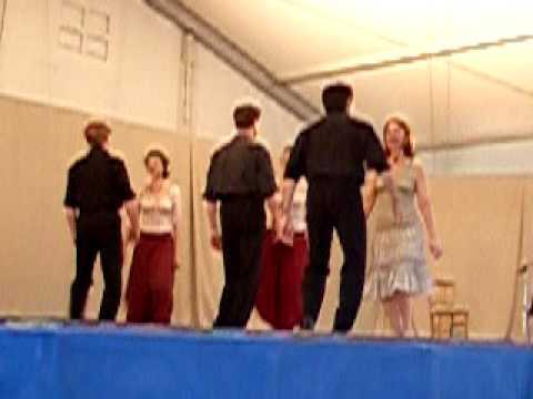 Princess Royal - English Country dance