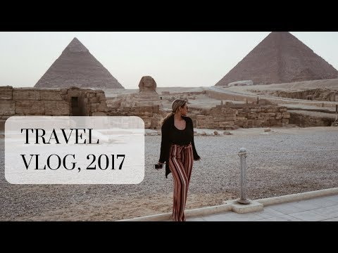 TRAVEL WITH ME | GERMANY & EGYPT | PART 1