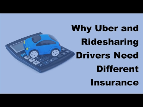 2017 Ride Share Drivers & Motor Insurance  -  Motor Insurance For Ride Share Drivers