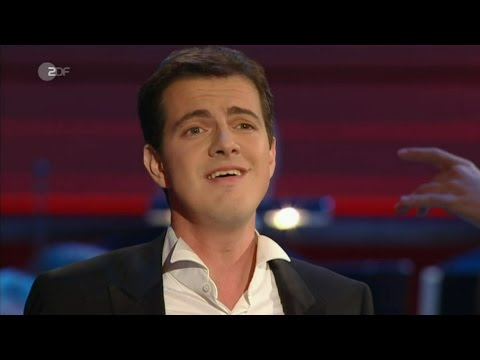 "Philippe Jaroussky sings ""Ombra mai fu"" at the Echo Klassik Award 2012"