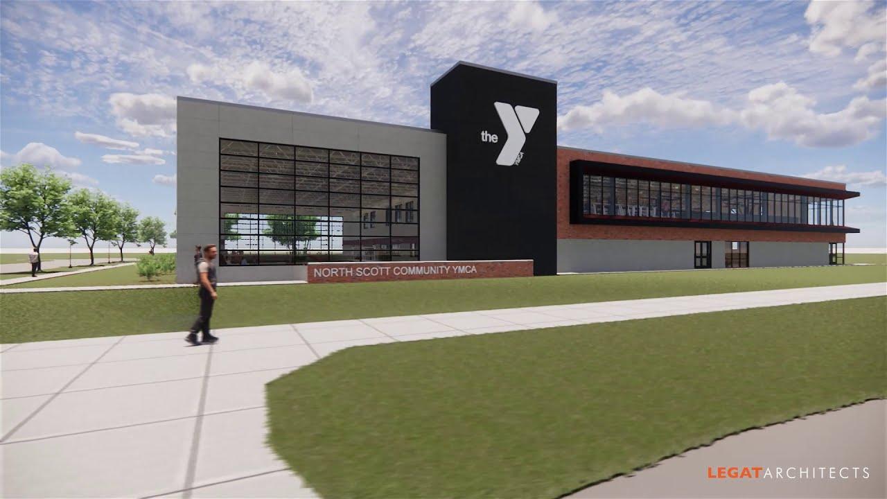 View a virtual fly-through of the Future Eldridge-North Scott YMCA!