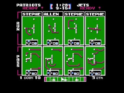Steve Grogan Passing Challenge Week 16 vs Jets